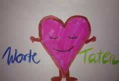 Wenn du liebst, sprechen Taten mehr als Worte. Wenn du nicht mehr liebst, wähle Worte statt Taten. www.veronikakrytzner.de