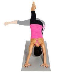 Get a Hot Yoga Booty: Swiveler