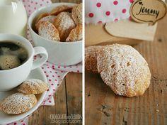 Französische Madeleines Rezept Gebäck Kaffeegebäck Kekse