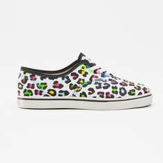 f1a3683528 Leopard Vans- Animal Print Collection