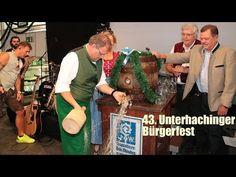 43. Unterhachinger Bürgerfest vom 03.-12.07.2015