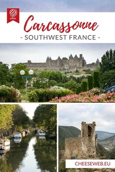 Discover the top things to do in the UNESCO-listed walled city of Carcassonne, in south-west France. We include what to do in Carcassonne, what to see near Carcassonne, and where to stay in Carcassonne's centre.