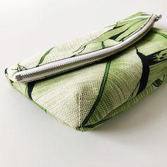 Ida Clutch Tute - Kyle & the Machine Clutch Bag Pattern, Bag Pattern Free, Bag Patterns To Sew, Sewing Patterns, Wallet Pattern, Cluch Bag, Best Leather Wallet, Sewing Tutorials, Bag Tutorials