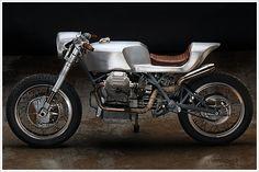 '75 Moto Guzzi 850T - RevivalCycles - Pipeburn - Purveyors of Classic Motorcycles, Cafe Racers & Custom motorbikes