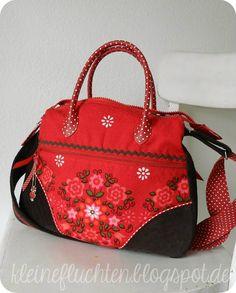 Tasche Sofie / allerlieblichst pattern