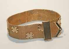 Lucky Shamrock Bracelet by VinChic on Etsy