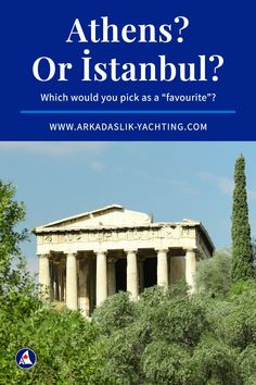 Individual preferences are so subjective, so it's tricky to pick the best travel destination, but we had NO difficulty picking a winner. Discover which one we selected when asked to choose a favourite between Athens and Istanbul.