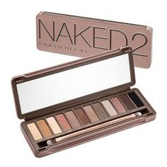 Loving this Naked2 Eyeshadow Palette from Urban Decay!