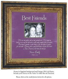 Perfect Wedding Gift For My Best Friend : Sister Gift Bridesmaid Gift Best Friend wedding bridal shower home ...