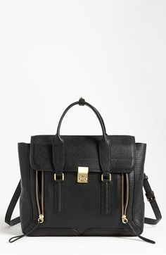 3.1 Phillip Lim 'Pashli' Leather Satchel available at #Nordstrom