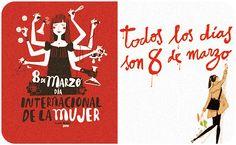 almagra32: Día Internacional de la Mujer