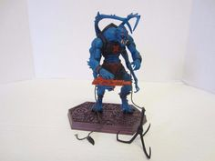 "Webstor Statue 6 3/4"" Masters of the Universe MOTU NECA Figure #Mattel"