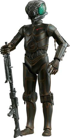 Sideshow Toys Star Wars 4-LOM Sixth Scale Figure