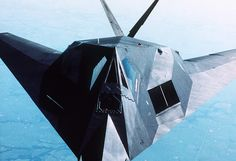 Military Fighter Jets: Lockheed F-117 Nighthawk