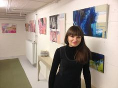 Anna Zygmunt vincitrice ex aequo de La Quadrata 2014 #laquadrata #art