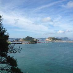View.  Heuksan-do