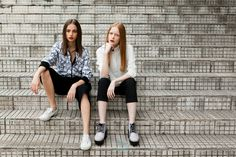 Girls for Bricks Magazine by Takeuchis - Models: /Natália Mallmann/Victória Schons