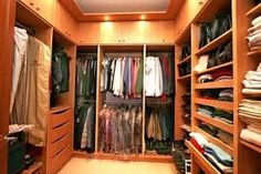 Resultado de imagen para closet de madera