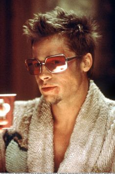 Fight Club...I have the same robe :)