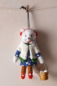 Winter Wanderer Ornament