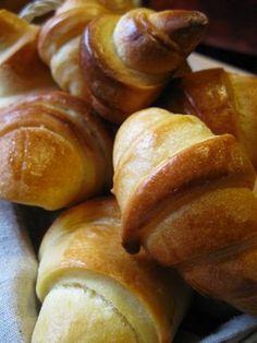 Croissant, Pasta, Pretzel Bites, Finger Food, Bread, Brunch, Brot, Crescent Roll, Baking
