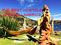 After spending six months in South America I know a thing or two about what makes a good hostel and I'm going to share with you some of the best hostels in South America that we stayed at during our six months on the continent.Sometimes hostels get absolutely everything right and sometimes they get it oh so wrong. We've stayed in the good, the bad, the ugly, the loud, the dull and the best so here's my favourites. Peru Huachahina, Peru –Upcycled Hostel One of the best hostels in South…