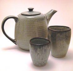 Broste 'Nordic' ceramic Teapot - Homage