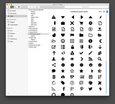 Rapid Prototyping Using Sketch Symbols and Templates - Tuts+ Web Design Tutorial Sketches Tutorial, Web Design Tutorials, All Fonts, Bohemian, Symbols, Templates, Stencils, Vorlage, Models