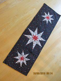 STARS tablerunner by carmenjass on Etsy