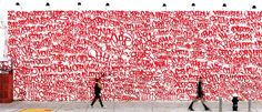 The Museum of Contemporary Art presents Art in the Streets, the first major U.S. museum exhibition of the history of graffiti and street art