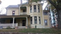 Asheville, NC - Thomas Wolfe House, built in 1883, the author's family purchased it in 1906.