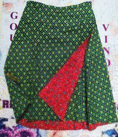 falda reversible multitalla Gourmet, Special Gifts, Sevilla, Hearts, Skirts