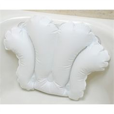 Inflatable Bath Pillow | Bath, Body care and Makeup