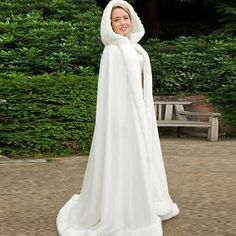 Find More Wedding Jackets / Wrap Information about 2016 New High Quality Cheap Christmas Day Warm Winter Long Wedding Wraps Shawl Hodded Faux Fur Bridal Cape with Hat QA907,High Quality caping tents,China cape city Suppliers, Cheap cape scarf from Juliana Wedding Dresses Store on Aliexpress.com