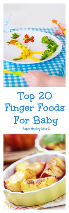 Healthy Recipes : Illustration Description Top 20 Finger Foods For Baby. 20 of our favourite baby-friendly finger foods that are great for the whole family!superhealthyk… -Read More – Toddler Meals, Kids Meals, Toddler Food, Toddler Recipes, Baby Meals, Baby Food Recipes, Healthy Recipes, Yummy Recipes, Snacks