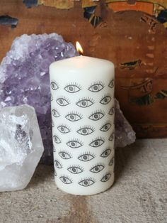 Eye Candle - Gypsy Warrior