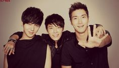 yesung- donghae -siwon