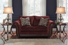 8810235 in by Ashley Furniture in Cleveland, OH - Loveseat