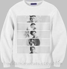 One Direction Crewneck Sweatshirt on Etsy, $39.99