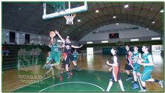 Resultados e Imágenes de los partidos de Basquet disputados hoy en nuestras instalaciones en http://www.clubssd.com.ar