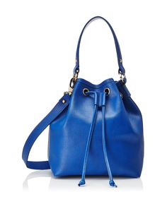 #Blue Nice! B-Low the Belt Women's Trevi Bucket Bag with Drawstring, Blue at MYHABIT $175