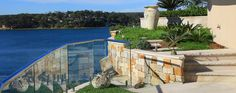 Waterfront Landscaping Sydney | burraneer bay views - Impressions Landscape-Design