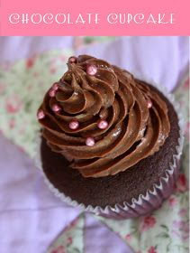 Bird's Party Blog: Cake it Pretty: THE Best Chocolate Cupcake EVER!!