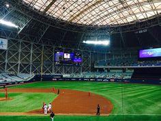 고척스카이돔  한국 유일의 돔 야구장