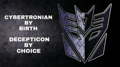 """Meme that I made for the """"Decepticons And More"""" page on Facebook."""