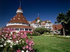Hotel Coronado, Coronado, CA