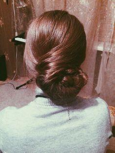 long hair, tutorial