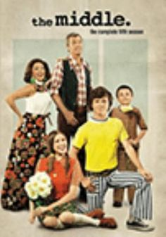 The Middle: The Complete Fifth Season [videorecording]