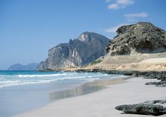 Oman | Mughsayl Beach. view on Fb https://www.facebook.com/OmanPocketGuide #oman #TravelToOman  credit: Oman Charter
