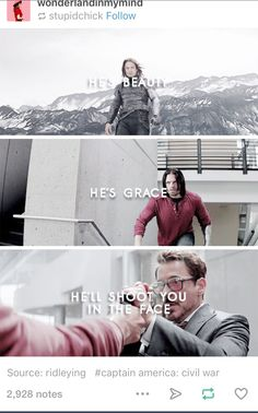 The Winter Soldier